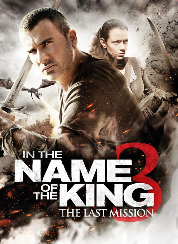 In the Name of the King 3: The Last Mission movie poster