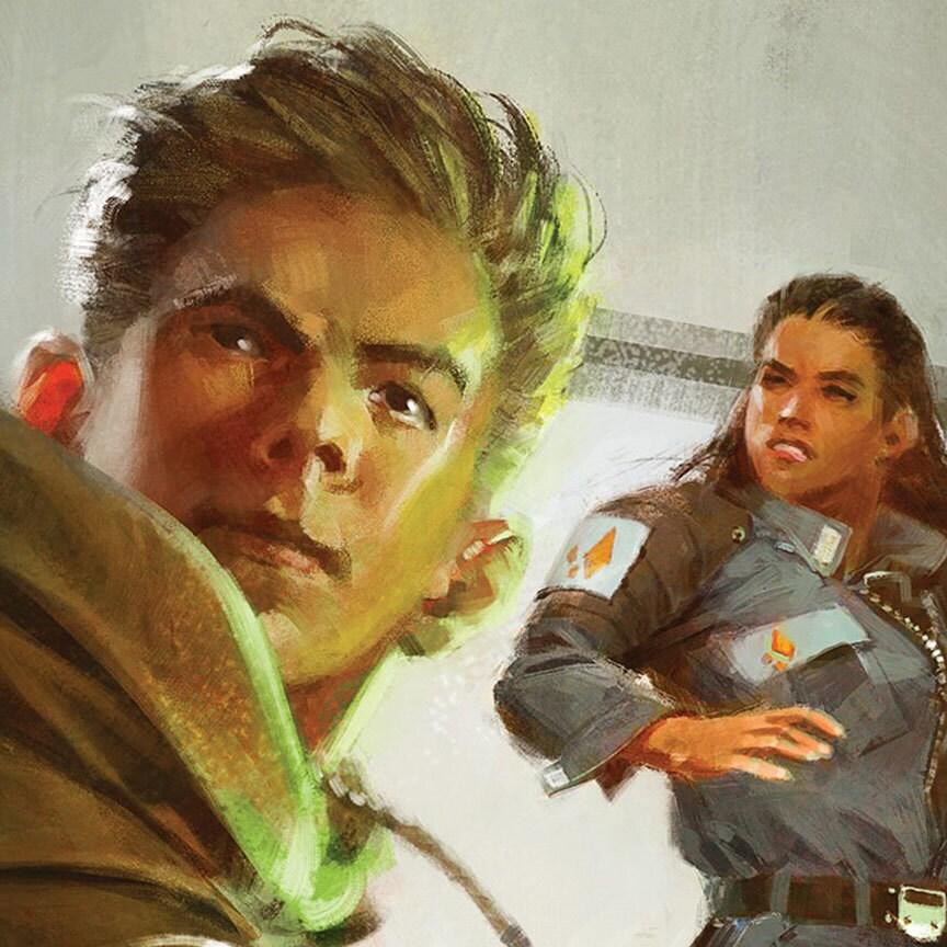 The High Republic book cover art