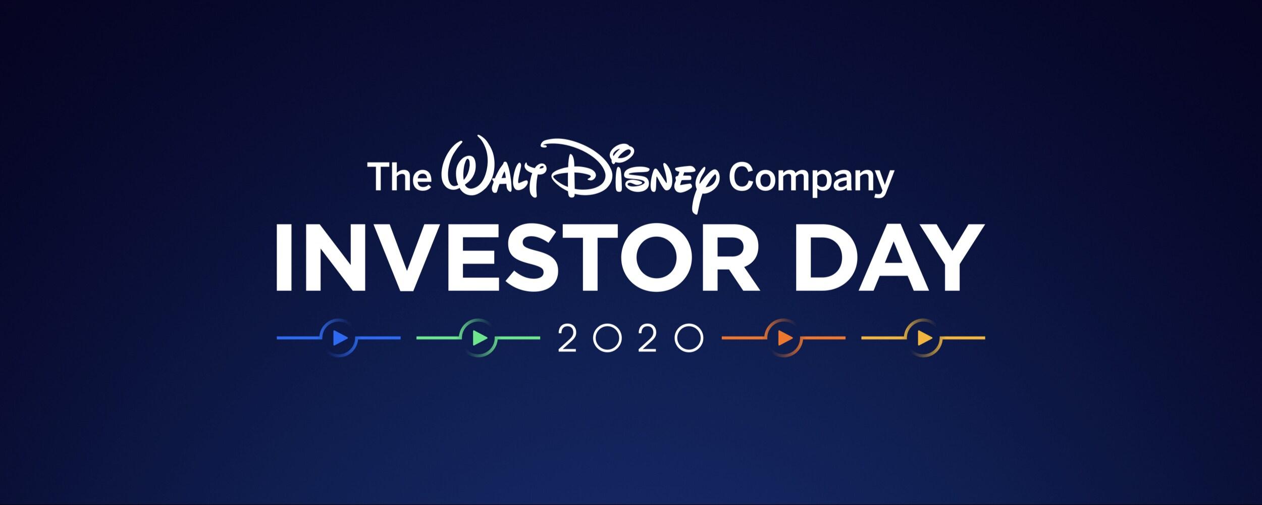 Investor Day 2020 Media Kit
