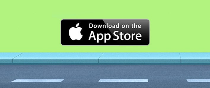 Disney Crossy Road App - Side by Side - App Store Link