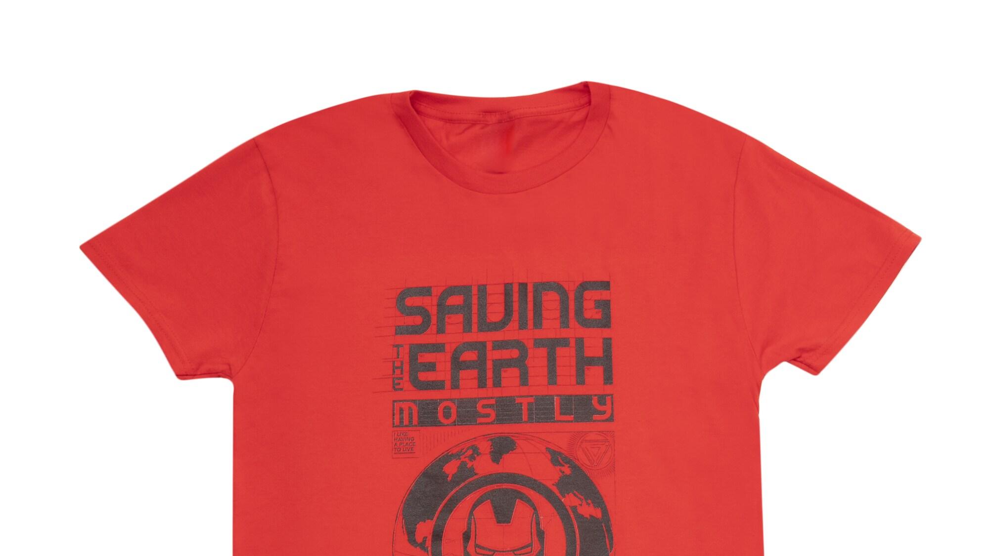 Marvel Mania - Iron Man T-Shirt