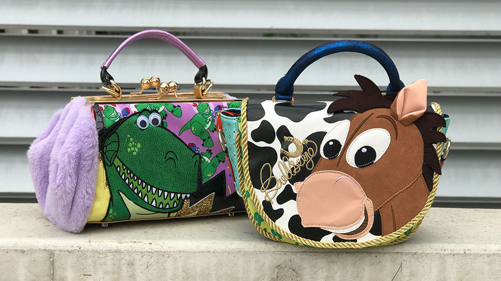 The Toy Story Irregular Choice Collection Is Beyond Out of This World