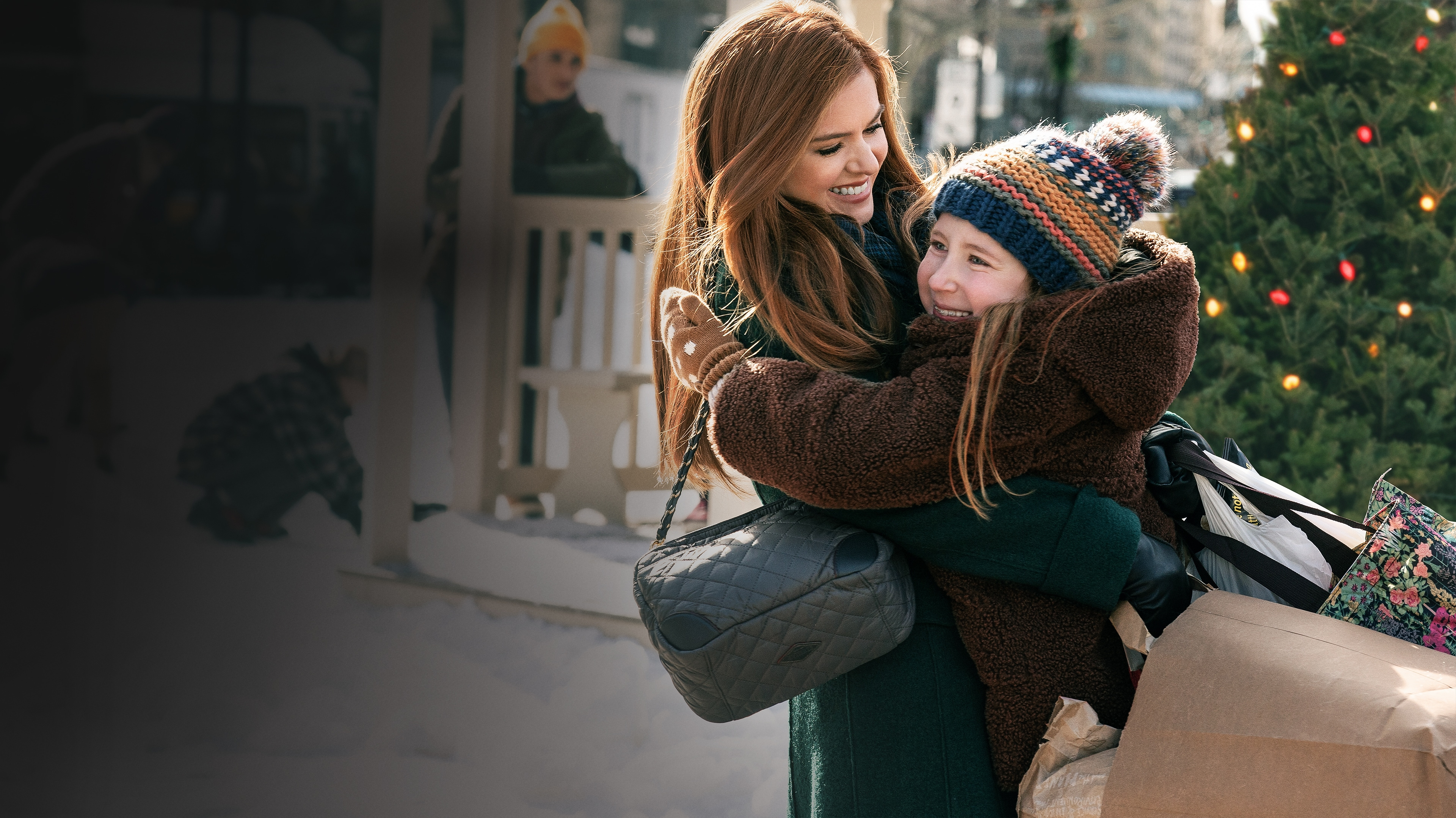 Isla fisher and Willa skye in godmothered