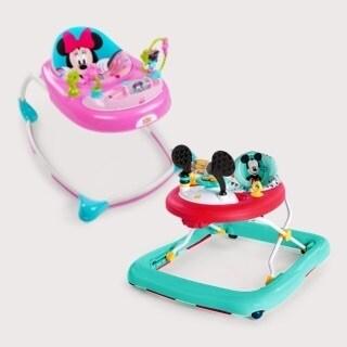 Girello Mickey e Minnie Kidsii