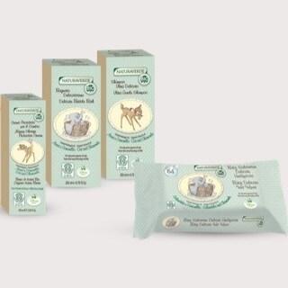 Kit prodotti bambino Naturaverde bio