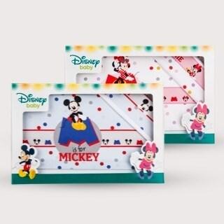 Set lettino Mickey e Minnie Ellepi