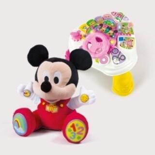 Baby Mickey parlante e tavolo Minnie Giocaimpara Clementoni