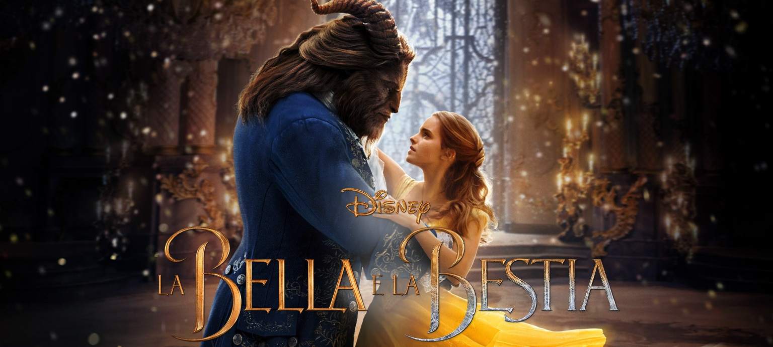 IT - Beauty and the Beast - Hero Header