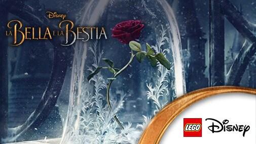 LA BELLA E LA BESTIA - Nuovo LEGO Quiz