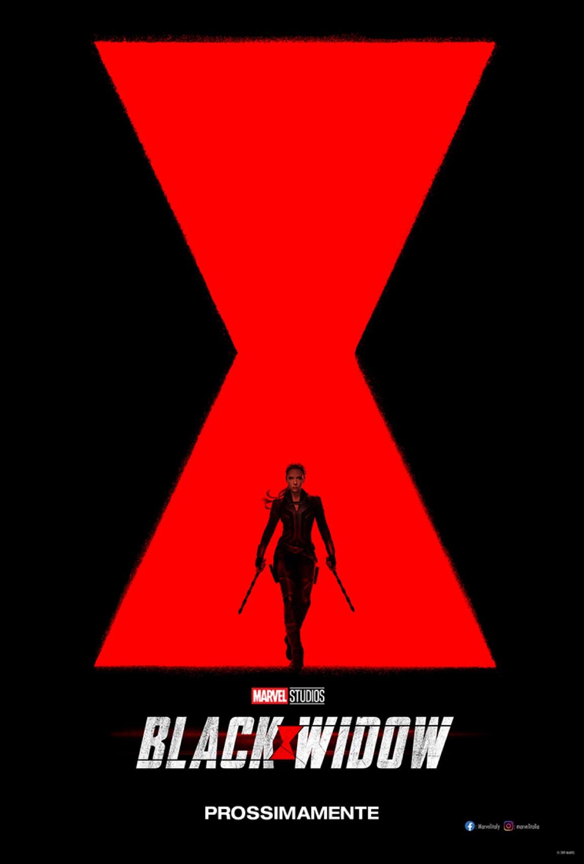 Personaggi dal film Black Widow