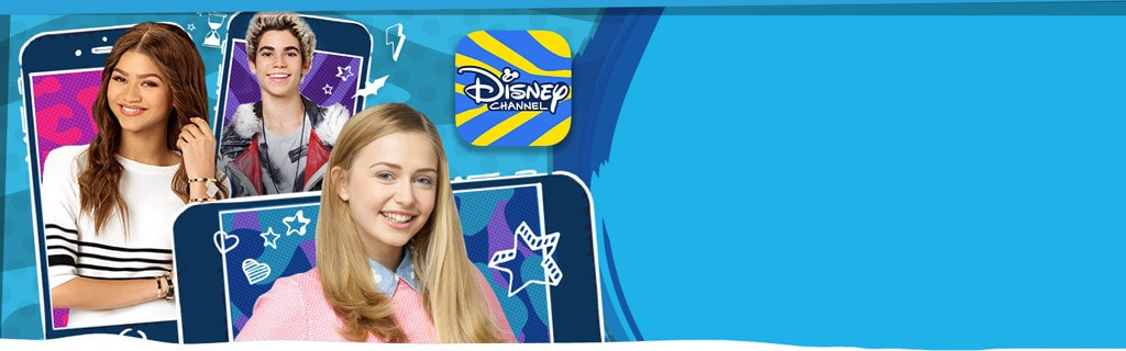 Large Hero - Show - Disney Channel App