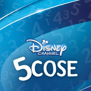 Disney Channel - Le 5 cose