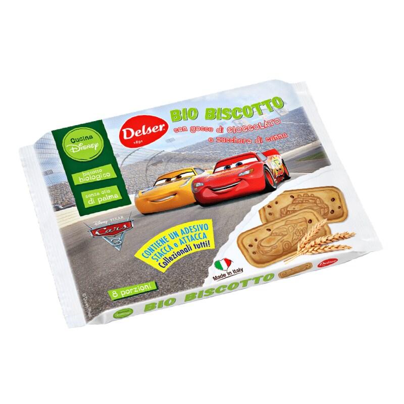 Biscotti biologici Delser Cars