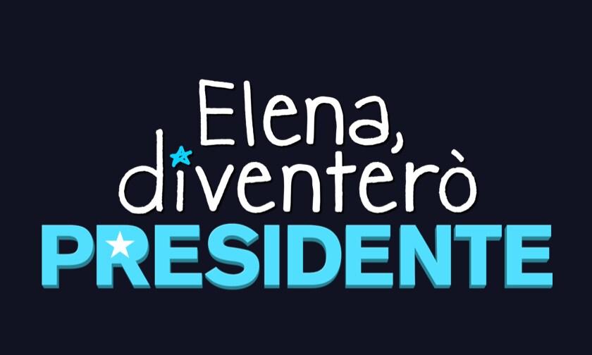 Disney Plus Video Page - Diary of a Future President - Logo