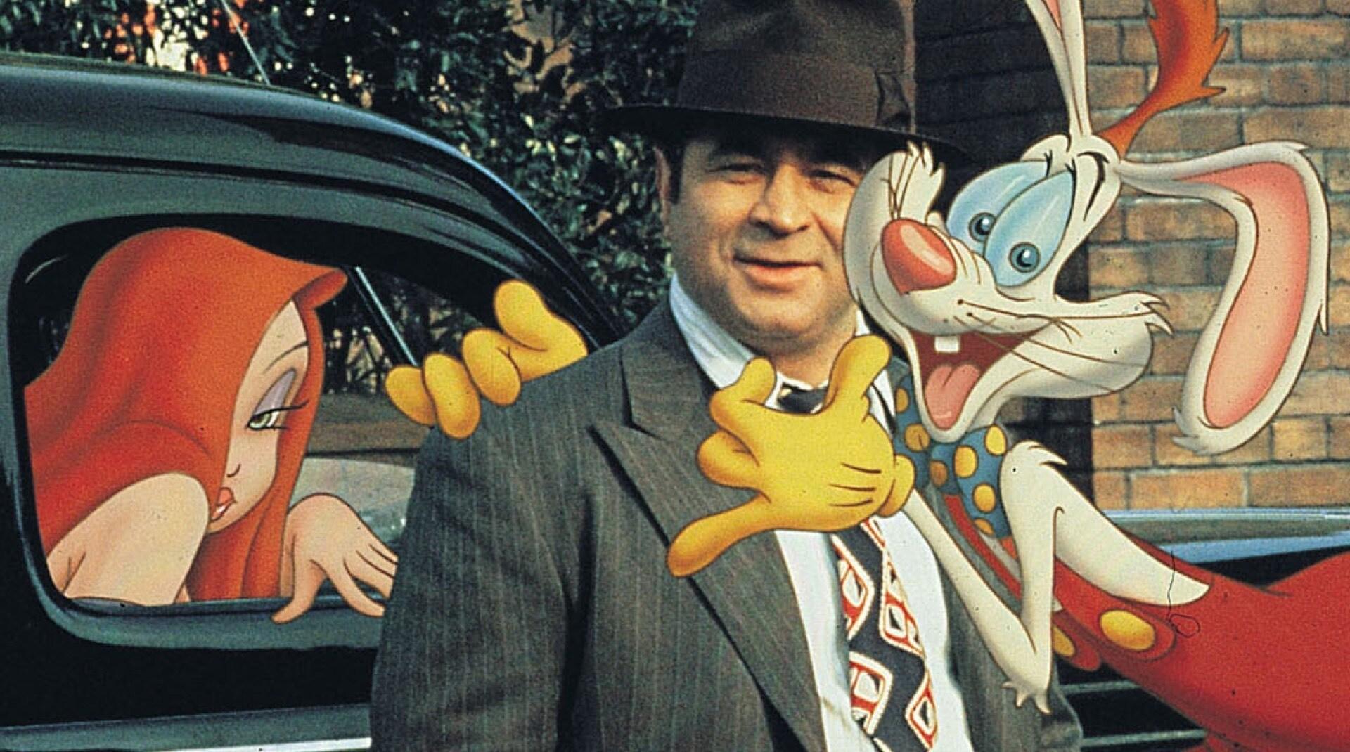 Una imamgine dal film Chi ha incastrato Roger Rabbit