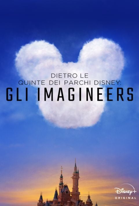 Disney Plus - Imagineering - Poster