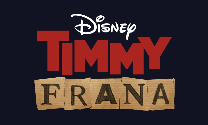 Disney Plus Video Page - Timmy Failure Mistakes Were Made - Logo