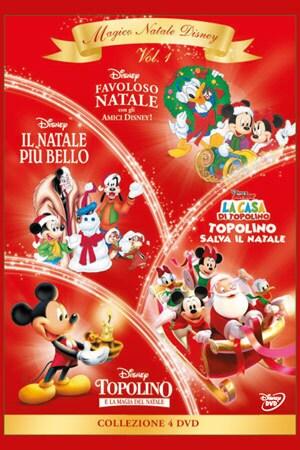 Cofanetto Magico Natale Disney Volume 1