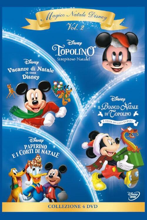 Cofanetto magico natale disney volume film
