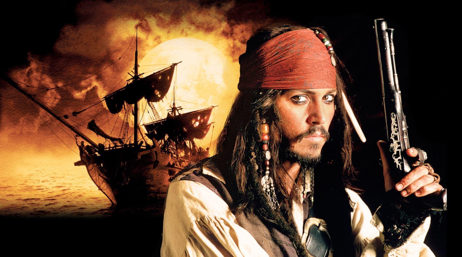 Immagine dal film I Pirati dei Caraibi