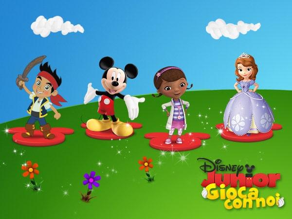 Disney Junior Gioca con noi
