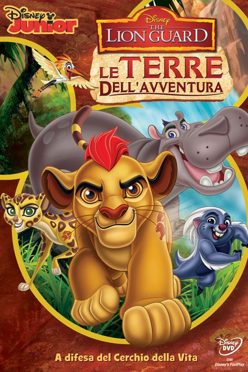 The Lion Guard: Le terre dell'avventura