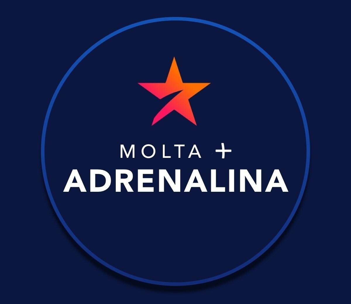Molta + adrenalina