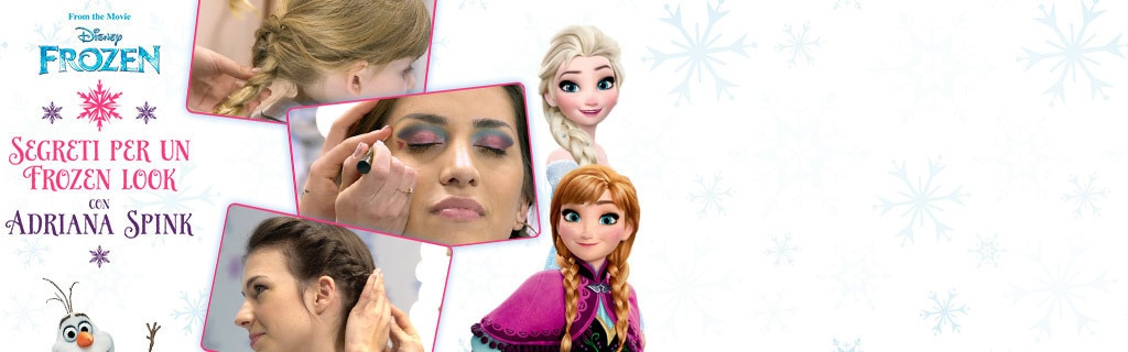 IT Homepage Hero - Adriana Spink - frozen make up