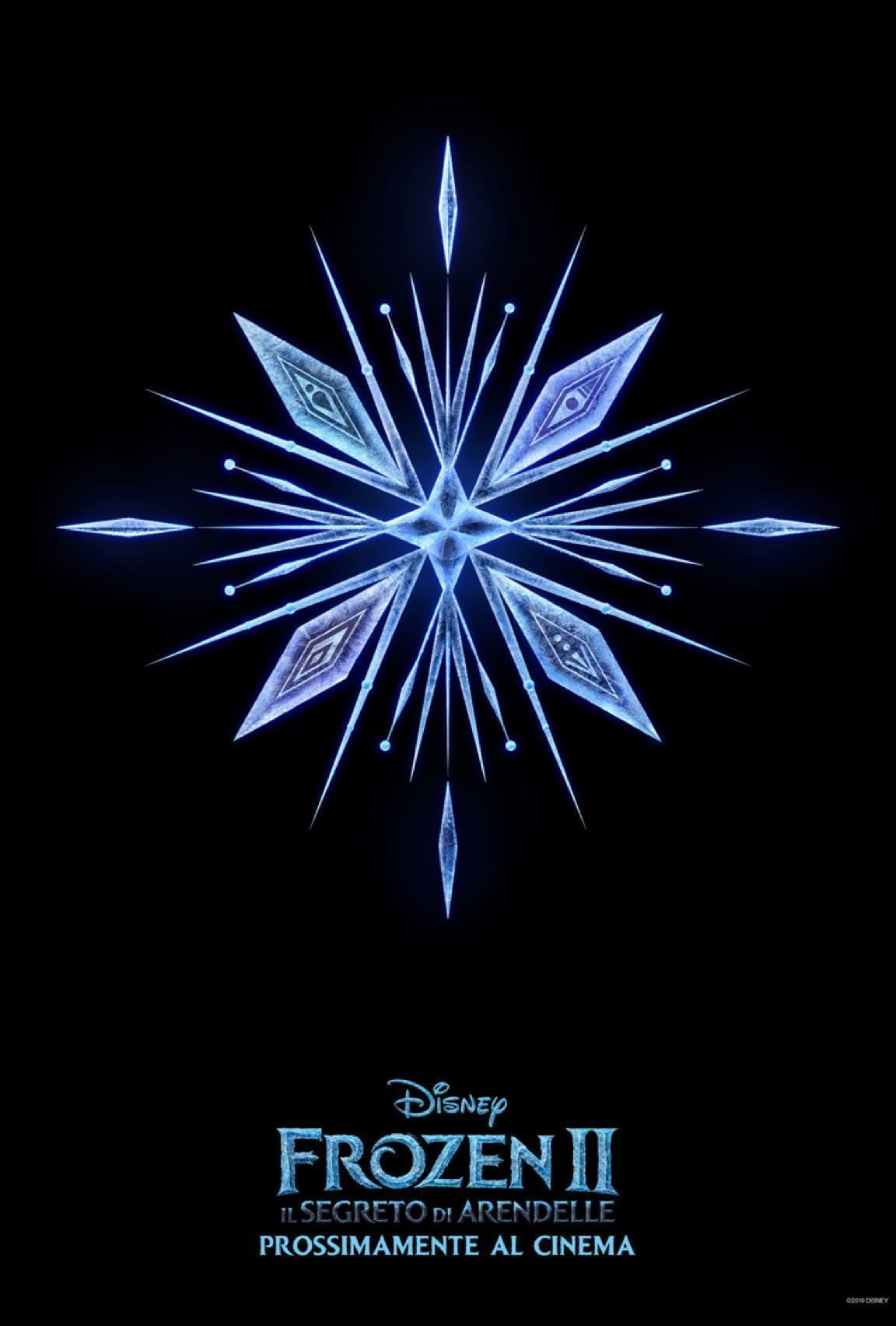 Poster di Frozen 2