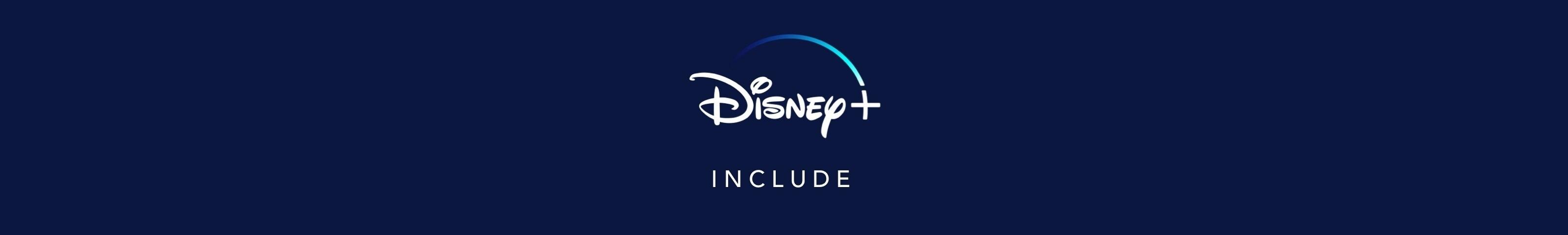 Disney+ include
