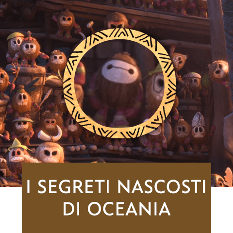 I segreti del film Oceania