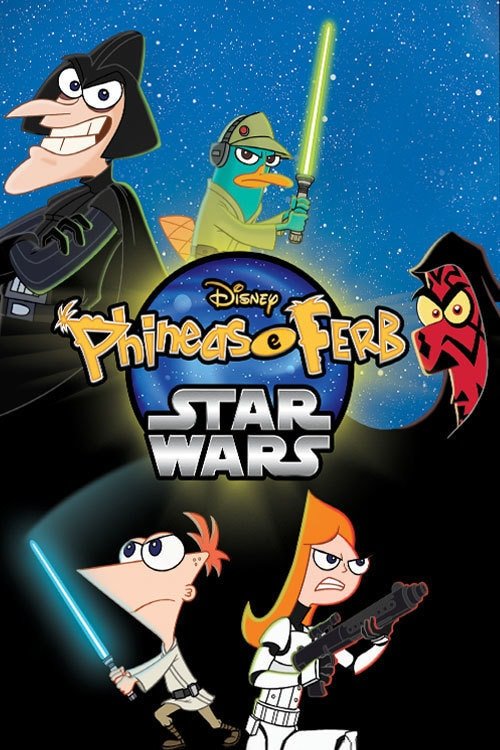 Phineas & Ferb - Star Wars