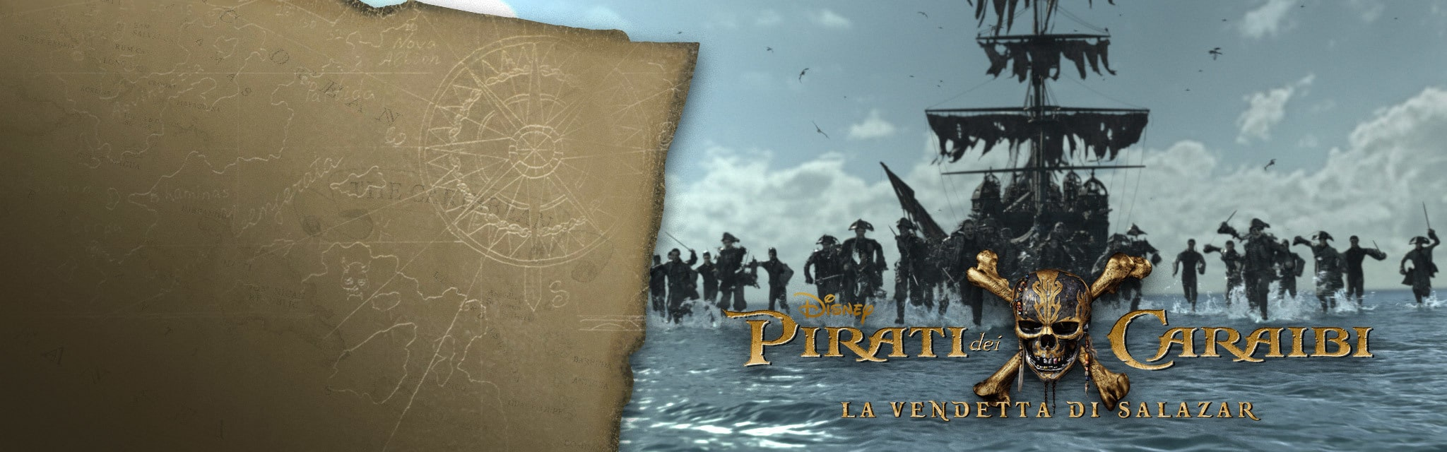 POTC5 Hero Book Tickets - pirati dei caraibi 5