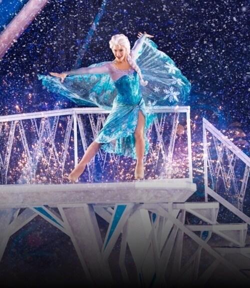Disney On Ice: Frozen | ΑΘΗΝΑ: 20-24 ΝΟΕΜΒΡΙΟΥ