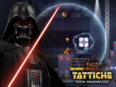 Star Wars Arcade - Tattiche Di Squadra