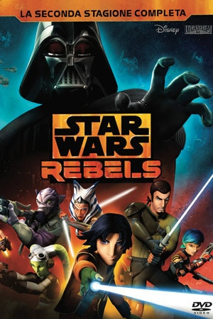 Star Wars Rebels: La Seconda Stagione Completa