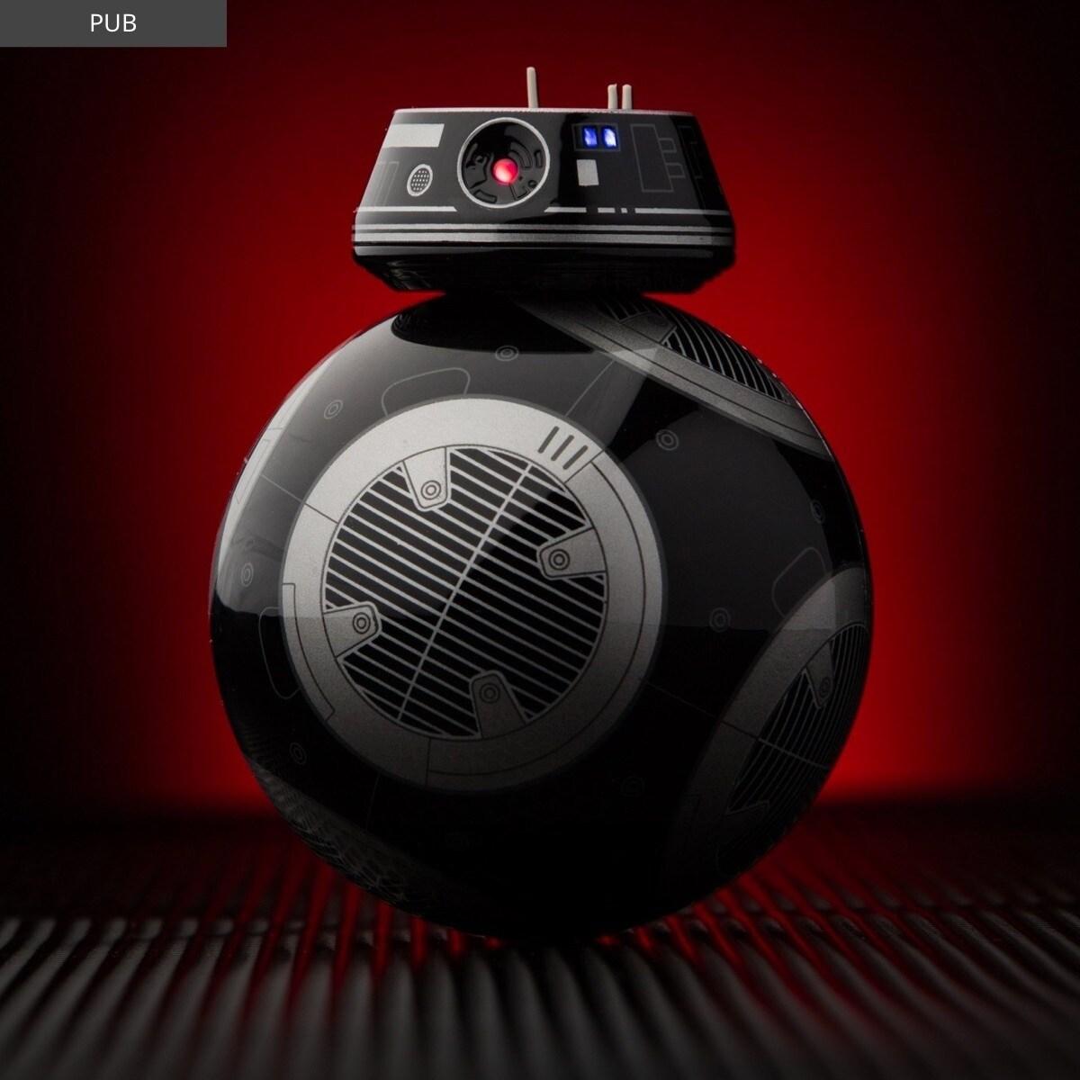 IT - Star Wars The Last Jedi - Featured Product - BB9E Sphero - Flex Grid Object - Square
