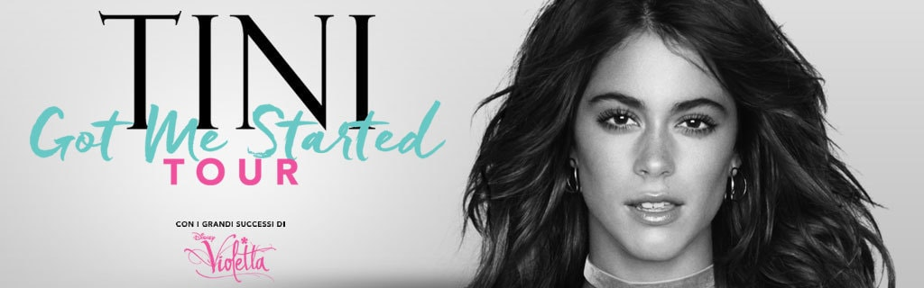 Tini in tour