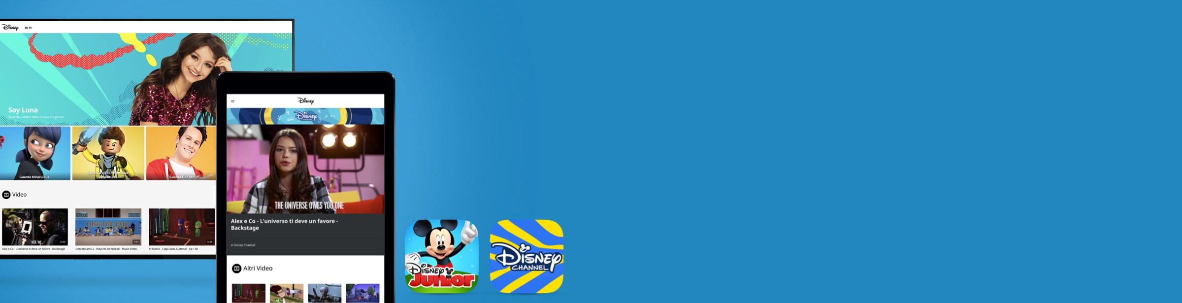 Disney TV | App