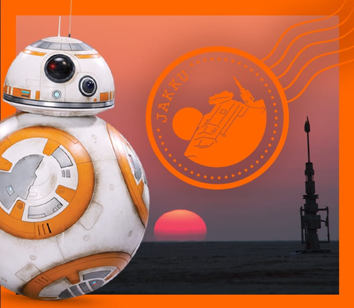 Explore Jakku from Star Wars: The Force Awakens with this fun recipe