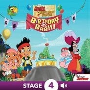 Jake and the Never Land Pirates: Birthday Bash