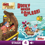 Jake and the Never Land Pirates: Bucky Makes a Splash