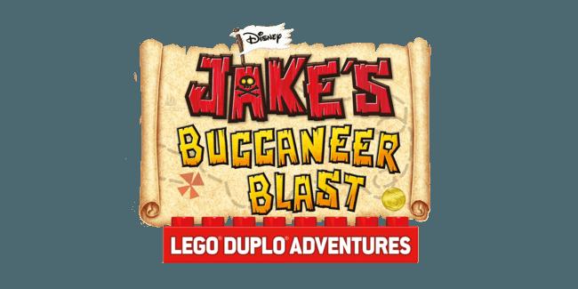 Jake's Buccaneer Blast: LEGO Duplo Adventures