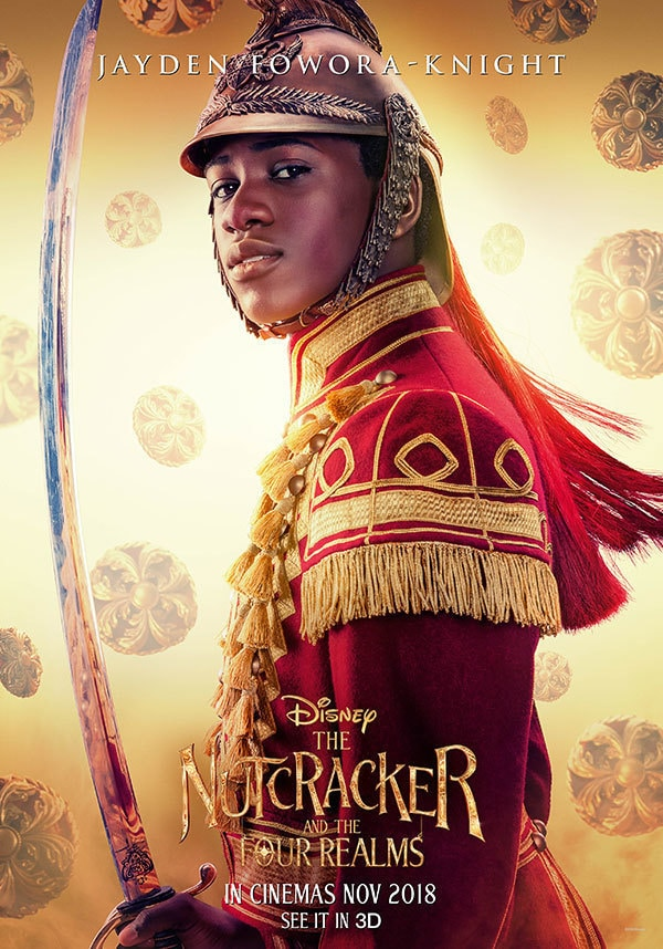 The Nutcracker and the Four Realms - Jayden