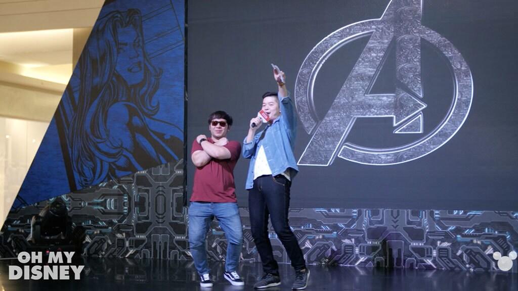 Disney Insider - Marvel Studios' Avengers: Infinity War - JD.ID Event