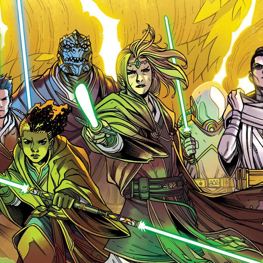Jedi of The High Republic
