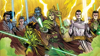 9 Jedi To Know in Star Wars: The High Republic