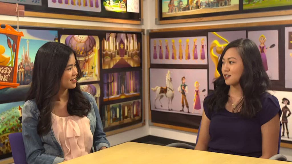 Disney 365 | Interview –  Meet the Production Manager of Tangled: The Series – Disney Channel Asia