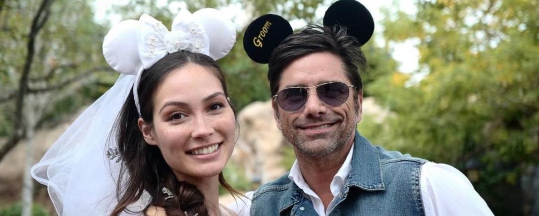 John Stamos and Caitlin McHugh on Their Walt Disney World Honeymoon