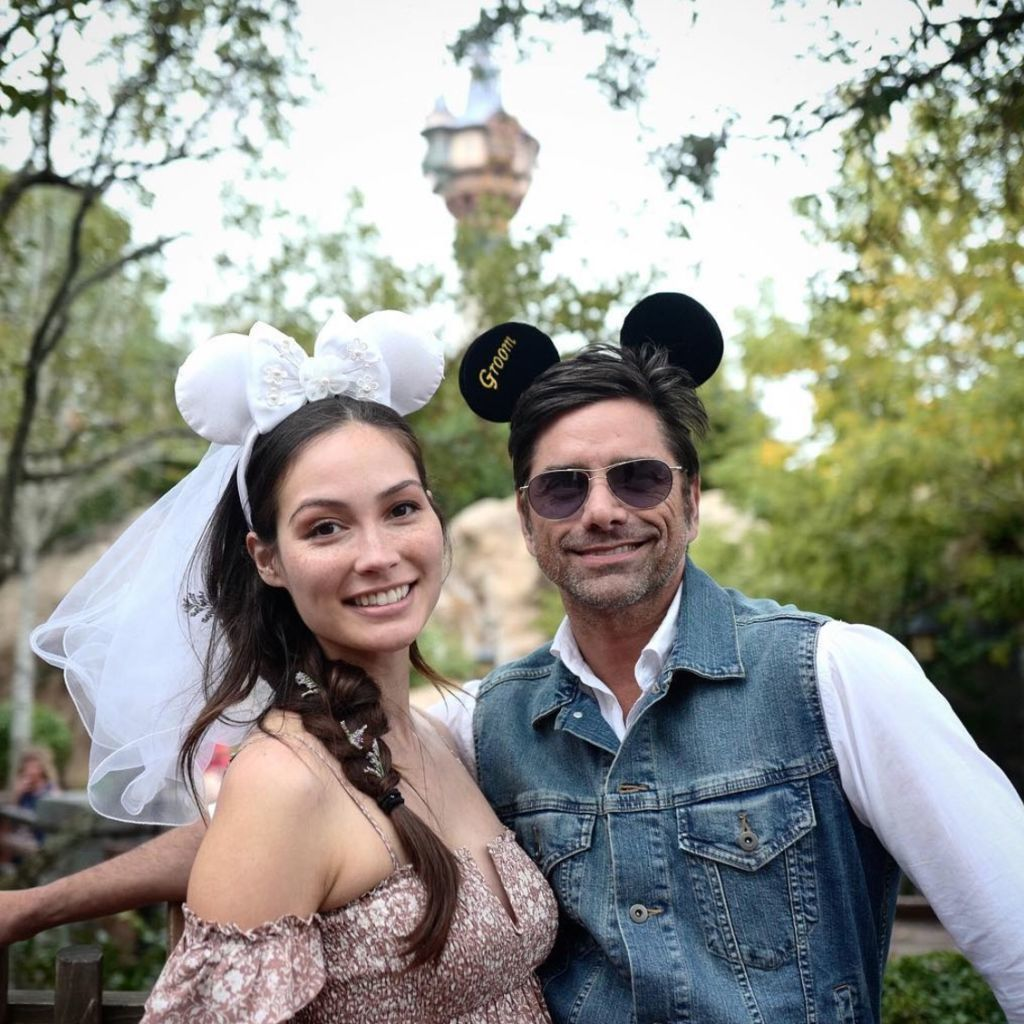 John Stamos and Caitlin McHugh are #DisneyboundGoals on Their Walt Disney World Honeymoon